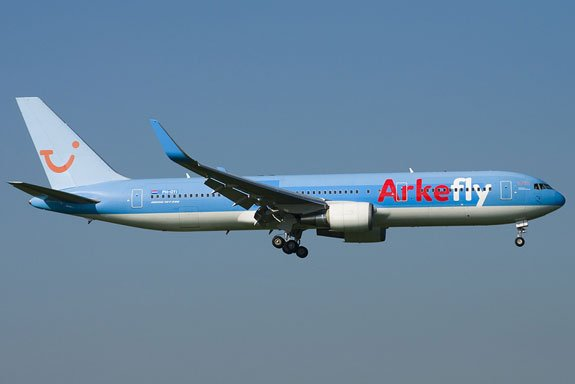 Arke Airlines is working to become the airline with the lowest CO2 emission per passenger per kilometer in the Netherlands.