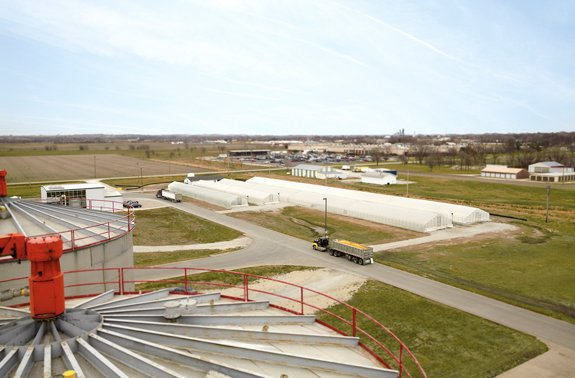 "BioProcess Algae: At ""Ground Zero"" for algae production, in Shenandoah, Iowa"