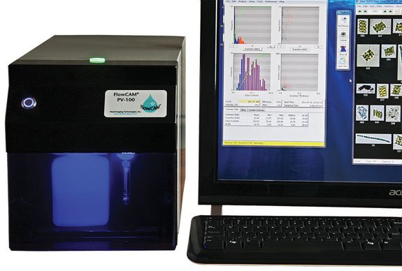 FlowCAM PV Series Imaging Particle Analysis