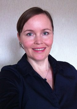 Simris Algs founder, Dr. Fredrika Gullfot