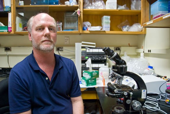 Dr. Hildebrand has been involved with algae research for 26 years
