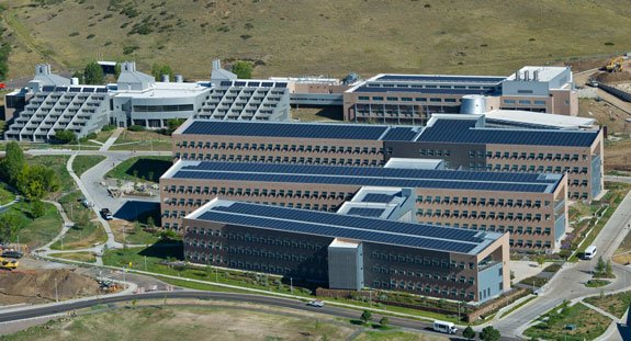 National Renewable Energy Laboratory in Golden, Colorado