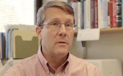 Phil Savage, professor of chemical engineering at the University of Michigan, has beenpressure cooking algae for oil.