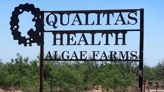 Qualitas Health operates a 350-acre farm southwest of Midland-Odessa, Texas.