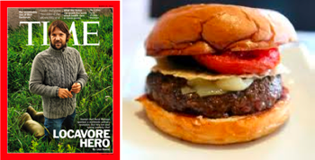 Rene Redzepi and Umami Burger