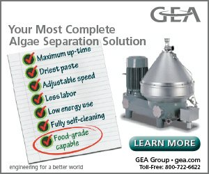 GEA Algae Separation Technology