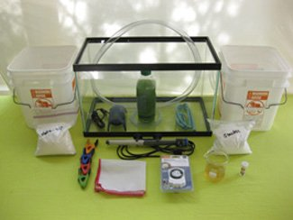 AlgaeLab DIY Spirulina Growth Kit