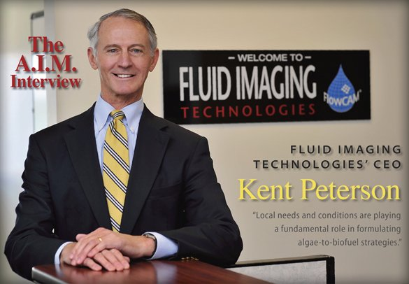 The  A.I.M. Interview: Fluid Imaging Technologies' CEO Kent Peterson