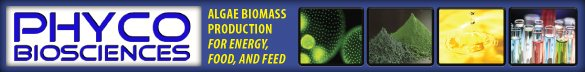 Phyco Biosciences: Algae Biomass Production for energy, food, and feed