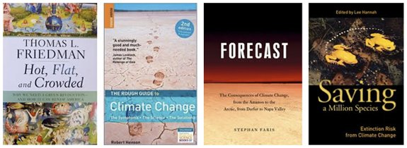 Sources predicting Climate Change will cause Wars